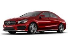 Mercedes-Benz CLA-klass W117