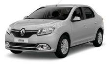 Renault Logan restyle