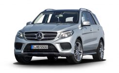 Mercedes-Benz GLE Класс