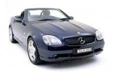 Mercedes-Benz SLK-klass R170