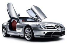 Mercedes-Benz SLR-klass McLaren Roadster